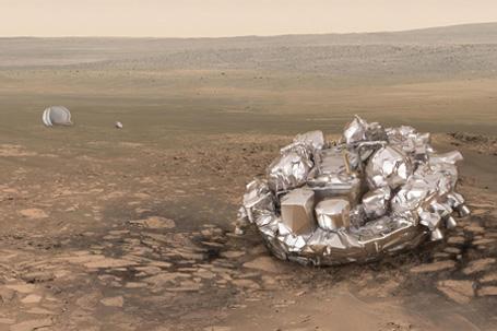 کاوشگر مریخ,مریخ نورد