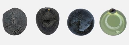 تصاویر نخستین غبار کیهانی, تصاویر غبار کیهانی یافته شده