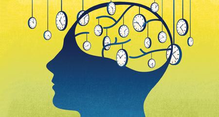 گذر زمان در هنگام خوشحالی,هورمون مغزی