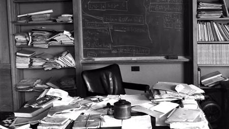 دفتر کار آلبرت انیشتین, خانه آلبرت انیشتین