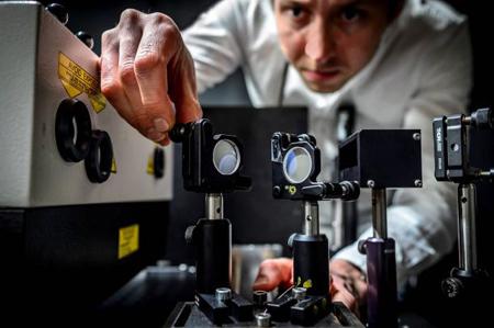ساخت سریعترین دوربین فیلمبرداری جهان, دوربین فیلمبرداری جدید
