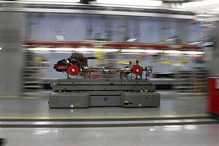 ماشین فراری,خودرو Ferrari,تصاویر کارخانه فراری