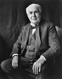 ادیسون,توماس ادیسون,اختراعات ادیسون