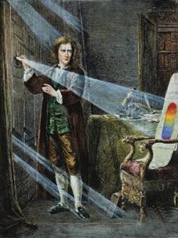 نیوتن,سِر آیزاک نیوتن,زندگینامه نیوتن