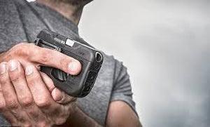 اسلحه,اسلحه ای شبیه موبایل,تپانچه