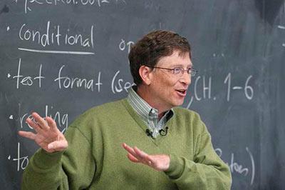 بیل گیتس,بیل گیتس بنیانگذار مایکروسافت,زندگینامه بیل گیتس
