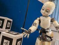 ربات نوزاد, ربات iCub, ربات شبیه نوزاد انسان