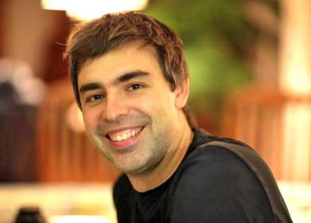 لری پیج, بیوگرافی لری پیج بنیان گذار شرکت گوگل, زندگی نامه لری پیج