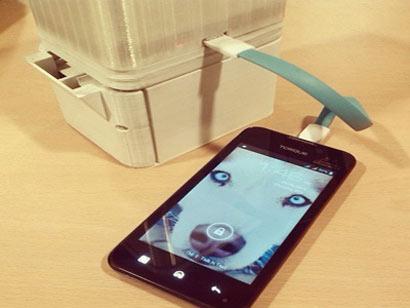 لامپ LED SALT,ساخت لامپ LED با استفاده از آب دریا,لامپ