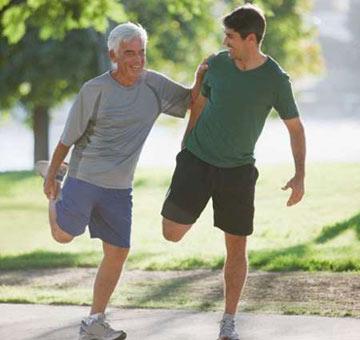 ارتباط بین سلامت مغز و 20 ثانیه ایستادن روی یک پا