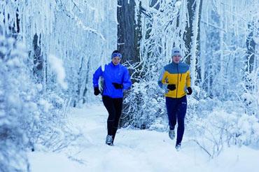 هوای سرد,تاثیر سرما در کاهش وزن,کاهش وزن