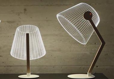 لامپ دو بعدي,ويژگيهاي لامپ Bulbing,لامپهاي سهبعدي