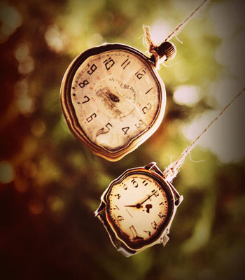 زمان,مفهوم زمان,آیا زمان وجود دارد