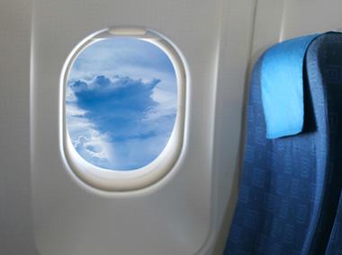هواپیما, پنجره هواپیما, علت گرد بودن پنجره هواپیما