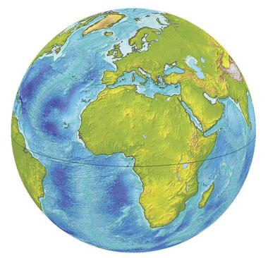 طول و عرض جغرافیایی چیست،طول و عرض جغرافیایی،خط استوا