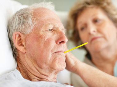 عمر زنان و مردان, علت مرگ بیشتر مردان نسبت به زنان,سالمندان