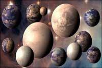 نجوم سیارات قابل سكونت