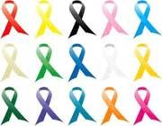 پزشكي: بیماریها و ربانهای رنگی