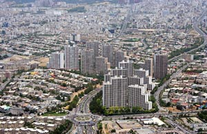زلزله تهران,زلزله در تهران,زلزله خیزی تهران,پیامد زلزله در تهران