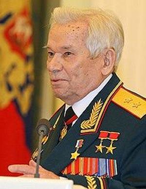 ميخائيل كلاشنيكوف,زندگينامه ميخائيل كلاشنيكوف,زندگي نامه ميخائيل كلاشنيكوف