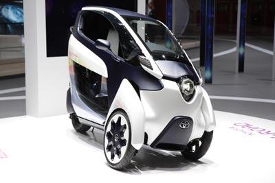 تویوتا خودرو تمام الکتریکی