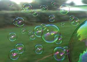 حباب,چگونگی تشکیل حباب
