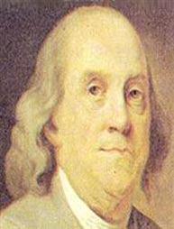 بنيامين فرانكلين,زندگينامه بنيامين فرانكلين,بنيامين فرانكلين مخترع برقگير
