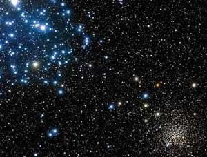 ستاره,علت چشمک زدن ستاره,علت سوسو زدن ستاره ها