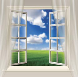 مطالب داغ: ساخت پنجره غبارگیر با قابلیت جلوگیری از ورود گرد و غبار
