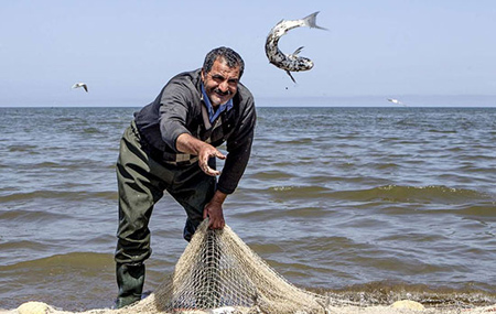 آشنایی با دریای خزر, نکاتی درباره دریای خزر