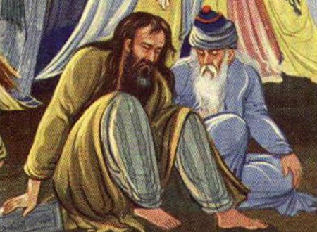 زندگینامه مولانا,آشنایی با مولانا