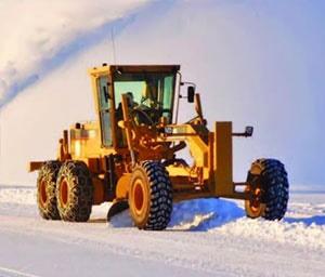 جایگزین های فناوری برای نمک جاده ای,فناوری های مناسب روزهای برفی