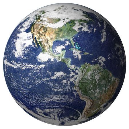 تاریخچه زمین و سیر پیدایش حیات در کره زمین