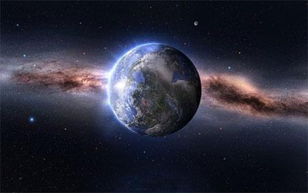 تاریخچه کره زمین,تاریخچه زمین,تاریخچه پیدایش زمین