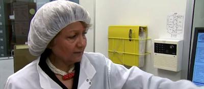 فعالیت های پروفسور منیژه رازقی, دانشمندان زن ایرانی