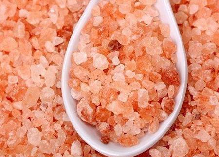 ترکیب شیمیایی سنگ نمک
