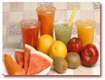 آب میوه طبیعی چاق نمی کند