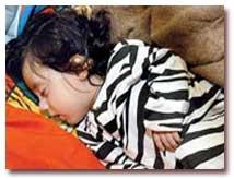بیخوابی و نظم ضربان قلب كودكان