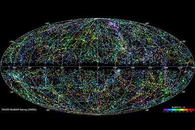 کاملترین نقشه سه بعدی جدید از جهان ارائه شد