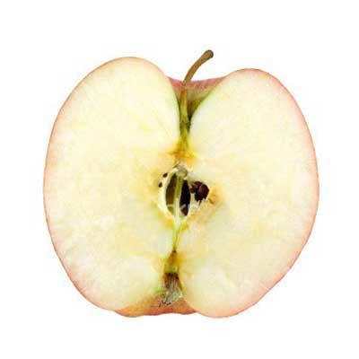 مطالب داغ: علت قهوه ای شدن سیب پوست کنده