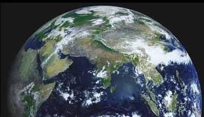 اگر زمین بزرگ بود,بلایای بزرگ بودن زمین