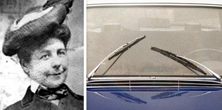 اختراع ماشین بشکه ای,مخترع زن