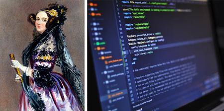 ترجمه کدهای کامپیوتری,دانستنی هایی درباره مخترعین