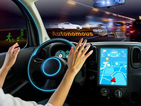 تکنولوژی خودران,خودرو خودران