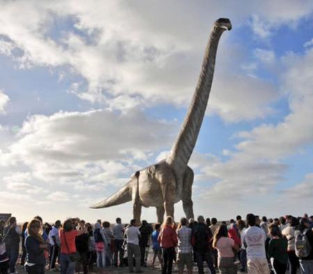 دایناسور,دایناسورهای عظیم الجثه