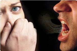 درمان بوی بد دهان,درمان قطعی بوی بد دهان