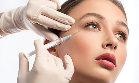 تزریق بوتاکس,بوتاکس و زیبایی صورت,تزریق ژل و بوتاکس