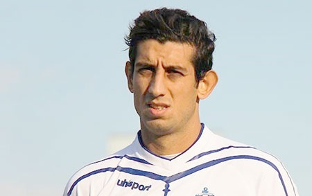 احمد آهی بازیکن فوتبال, عکس های احمد آهی, احمد آهی در پرسپولیس