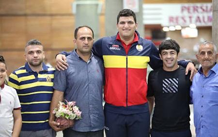 علی اکبر یوسفی کشتی گیر سنگین وزن, افتخارات علی اکبر یوسفی, مدال های علی اکبر یوسفی