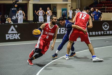 بسکتبال 3 نفره،ورزش بسکتبال 3 نفره